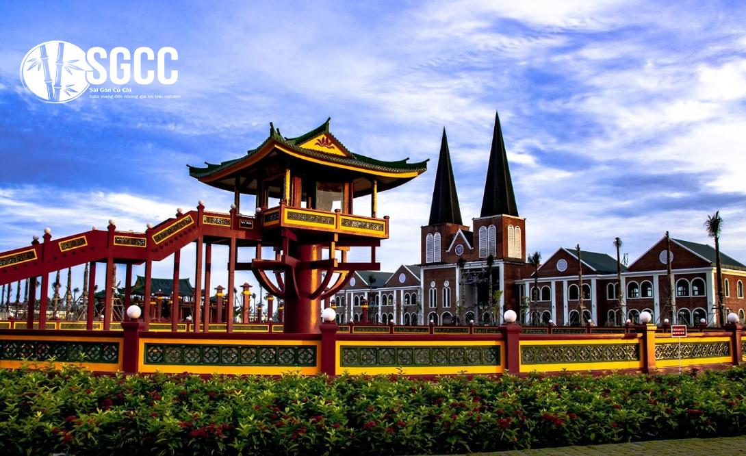Teambuilding Khu Du Lịch Núi Sam An Giang
