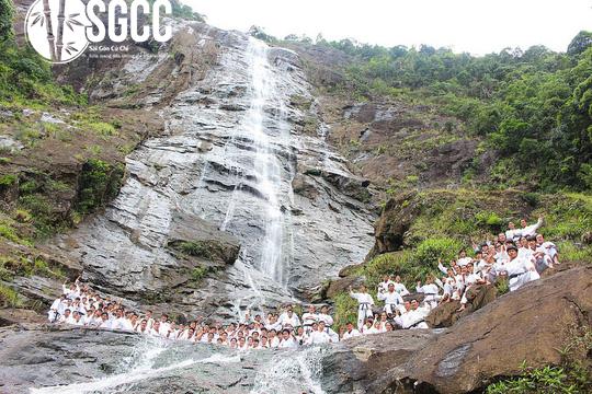 Teambuilding Vườn Quốc Gia Bạch Mã Thừa Thiên Huế