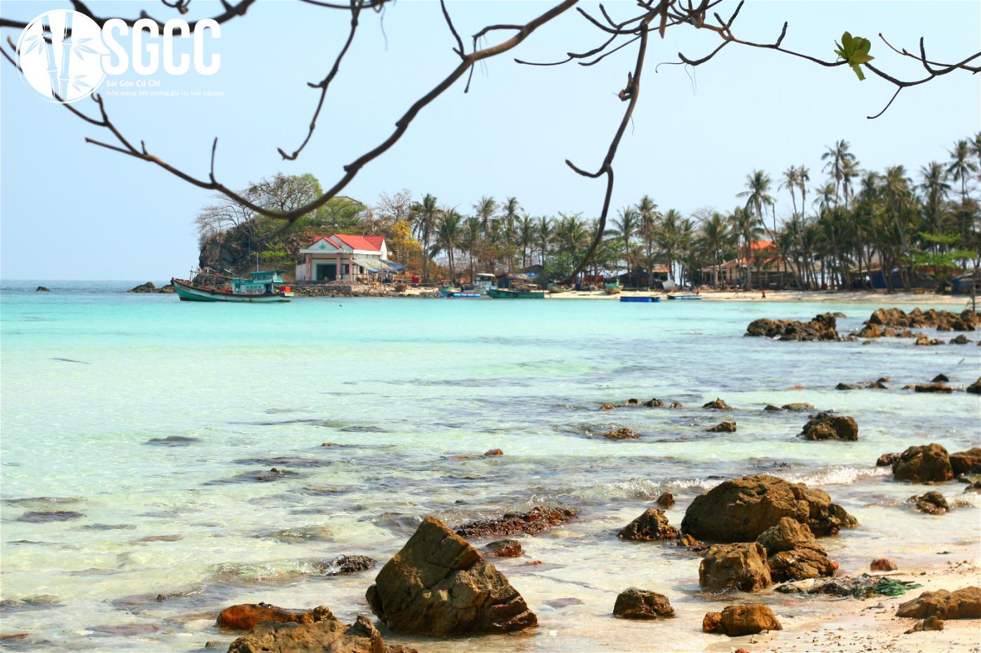 Du lịch Sài Gòn đến Nam Du
