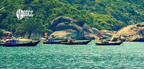 Teambuilding Cù Lao Chàm - Bãi Chồng Đà Nẵng