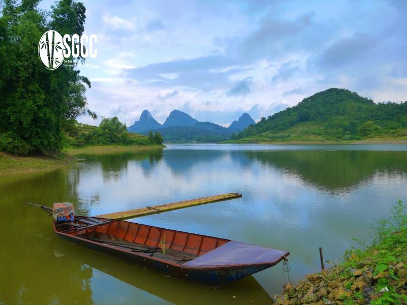 Teambuilding Hồ Cấm Sơn Bắc Giang