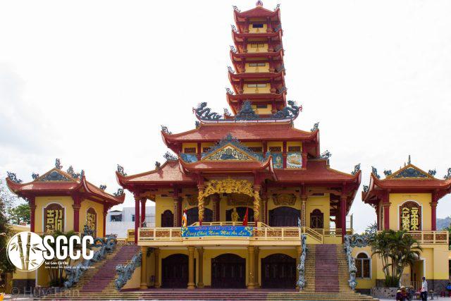 Teambuilding Chùa Long Khánh - Tháp Bánh Ít Bình Định