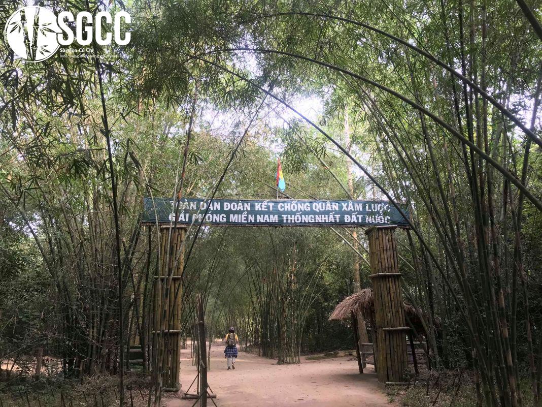 Tour du lịch Sài Gòn Củ Chi