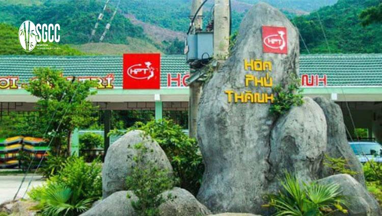 Teambuilding Khu Du Lịch Hòa Phú Thành Đà Nẵng