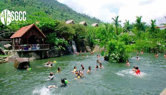 Teambuilding Khu Du Lịch Hầm Hô Bình Định