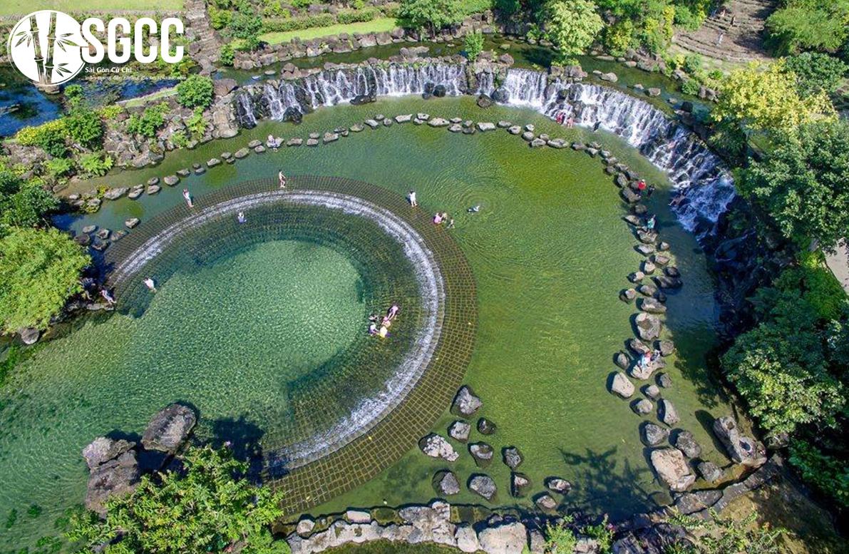 Du lịch Sài Gòn Bình Châu Hồ Cốc