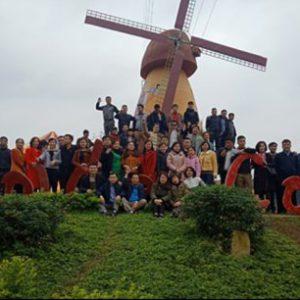 Teambuilding Nông trại Golden Cow Thanh Hóa