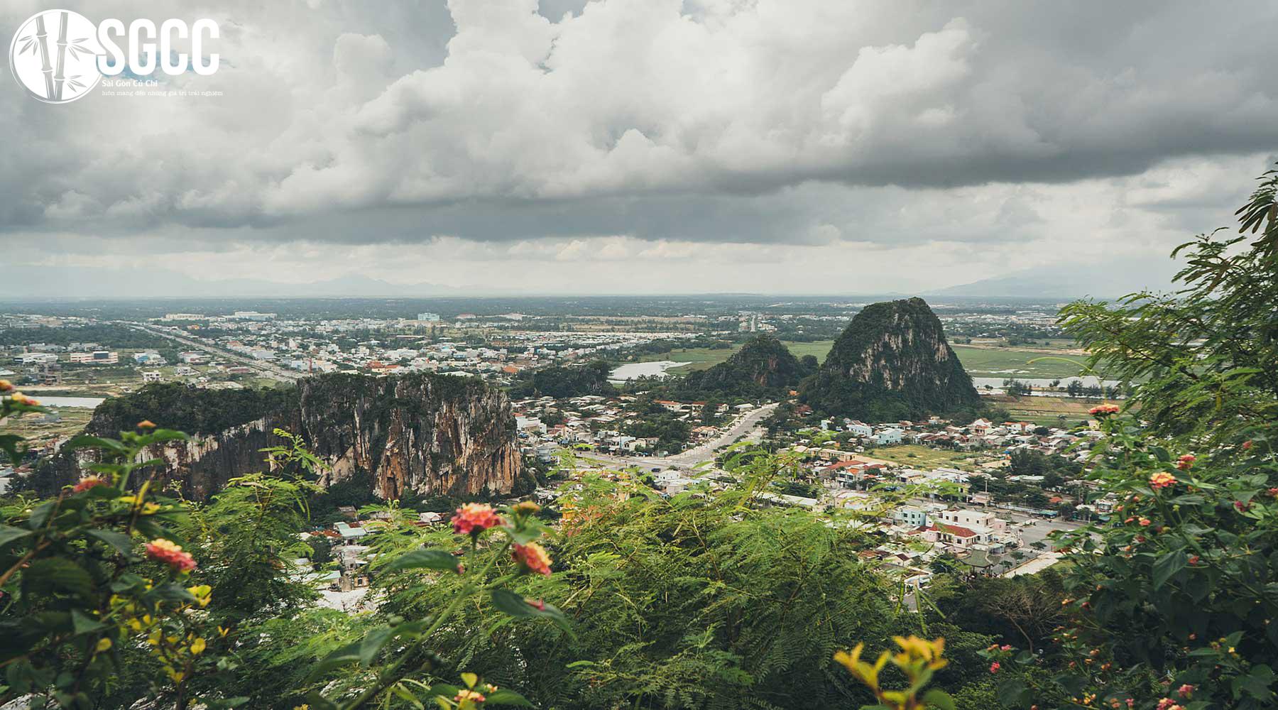 Du lịch Sài Gòn - Đà Nẵng - Bà Nà