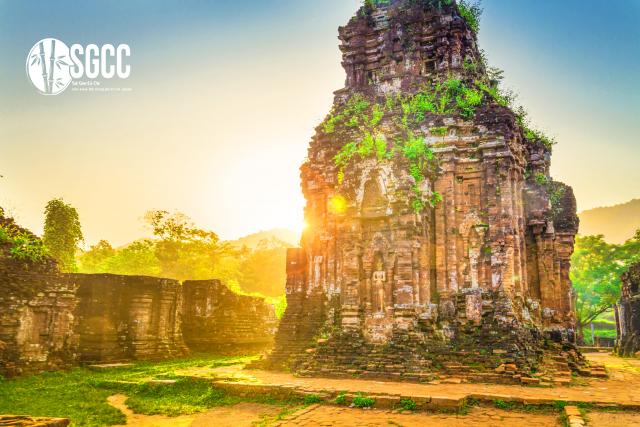 Teambuilding Thánh Địa Mỹ Sơn Quảng Nam