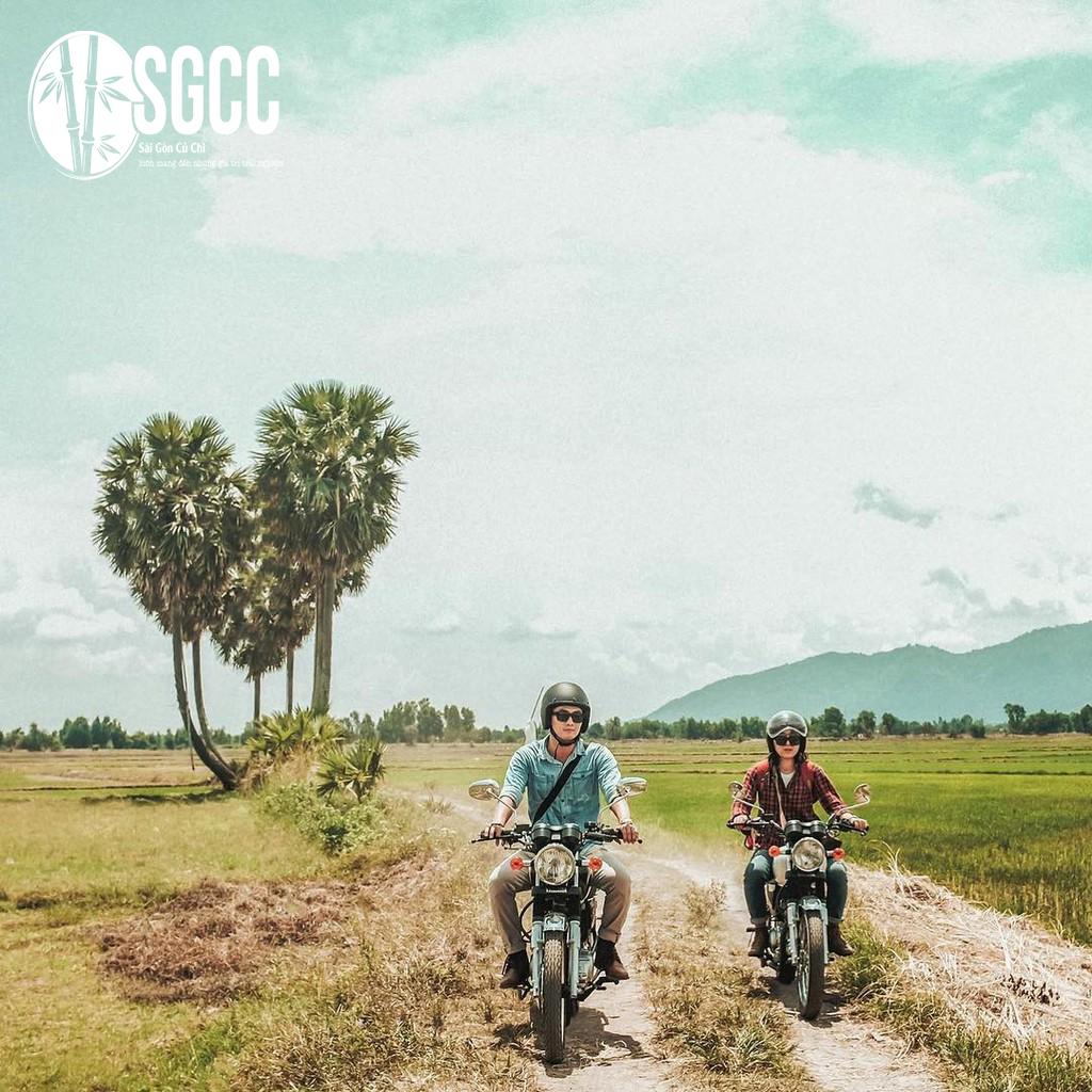 Teambuilding Khám Phá Tri Tôn An Giang