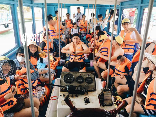 Teambuilding Vịnh Vĩnh Hy Phan Rang