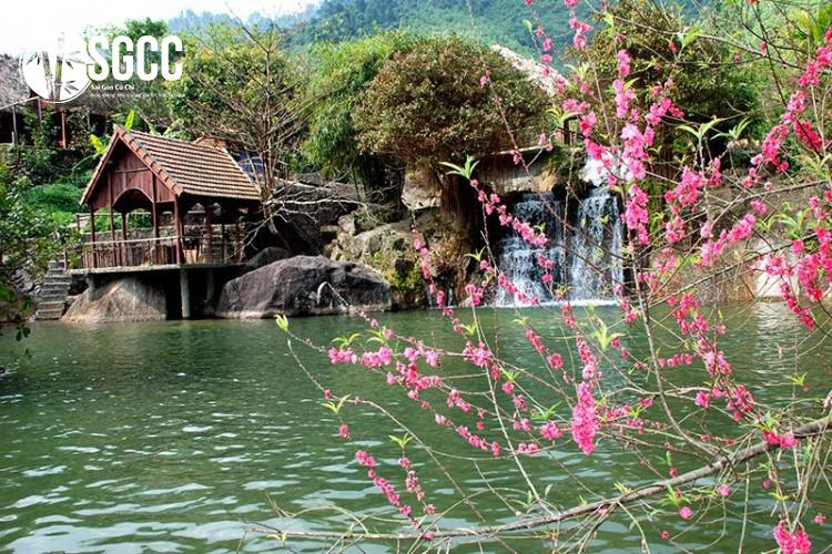 Teambuilding Khu Du Lịch Sinh Thái Suối Hoa Đà Nẵng