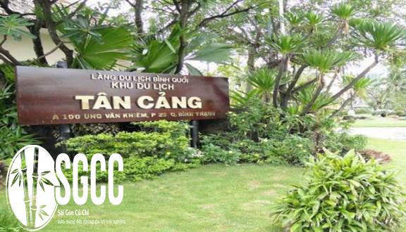 Teambuilding Khu Du Lịch Tân Cảng Bình Thạnh
