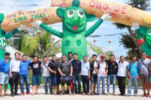 Teambuilding Khu Du Lịch Sinh Thái Ông Đề Cần Thơ