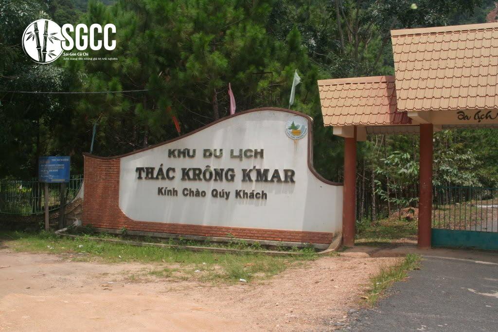Teambuilding Khu Du Lịch Thác Krông Kmar Đắk Lắk