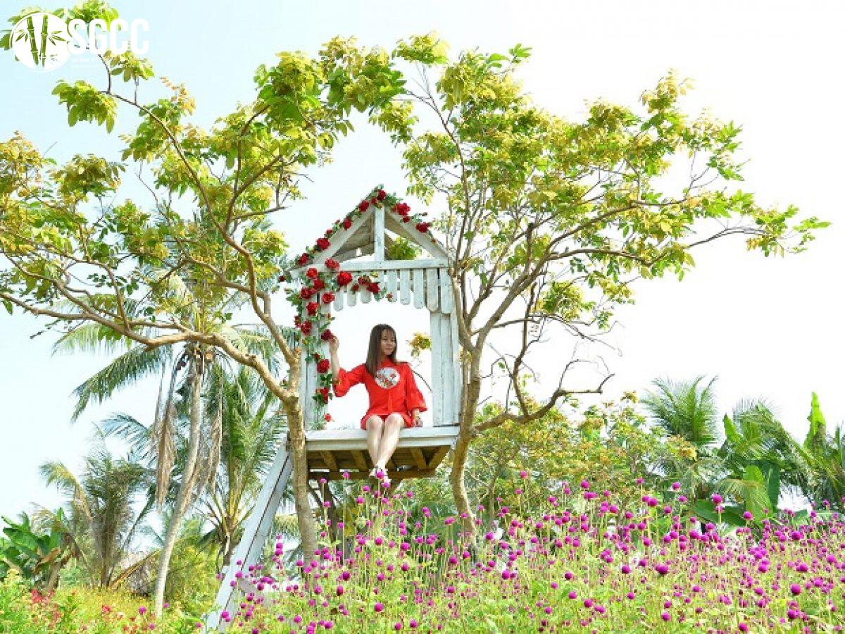 Điểm qua 4 làng hoa nổi tiếng ở miền Tây