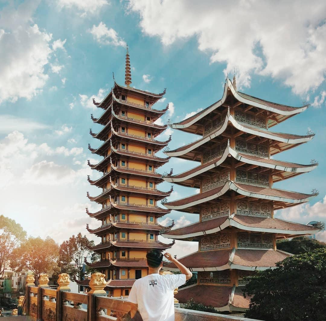 4 ngôi chùa được giới trẻ check in nhiều tại TP.HCM