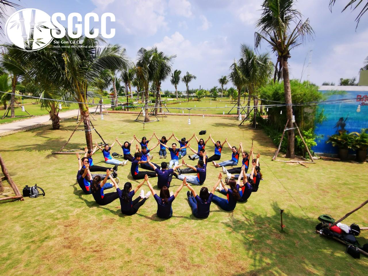 Teambuilding Khu Du Lịch Suối Khoáng Nóng Kim Bôi Hòa Bình