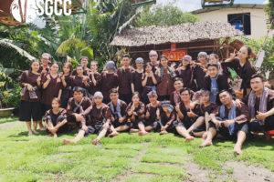 Teambuilding Khu Du Lịch Lan Vương Bến Tre