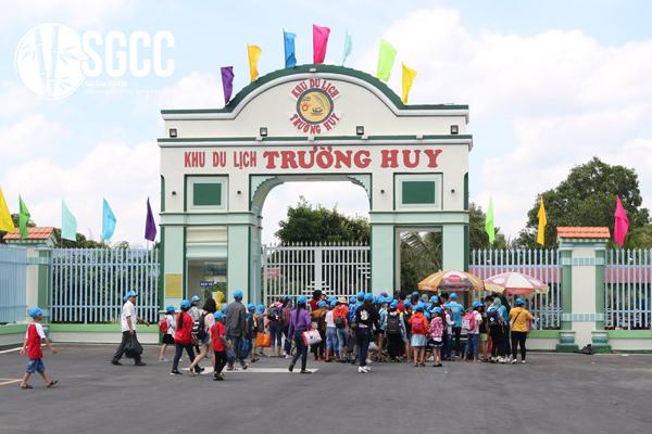 Teambuilding Khu Du Lịch Trường Huy Vĩnh Long