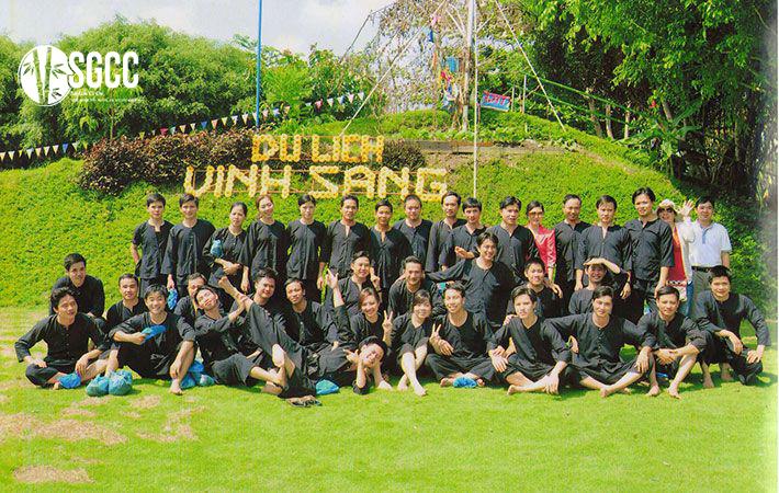 Teambuilding Khu Du Lịch Sinh Thái Vinh Sang Vĩnh Long