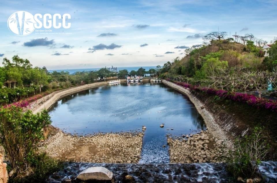 Teambuilding Khu Du Lịch Hồ Mây Vũng Tàu