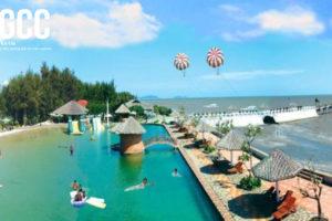 Teambuilding Khu du lịch sinh thái biển Phương Nam Cần Giờ