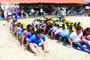 Teambuilding Khu Du Lịch Sinh Thái The BCR