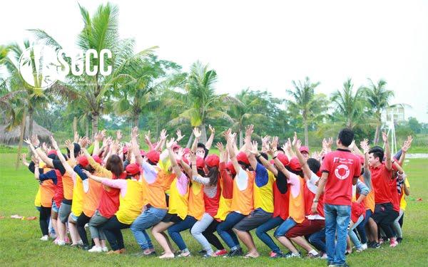 Teambuilding Khu Du Lịch Văn Thánh