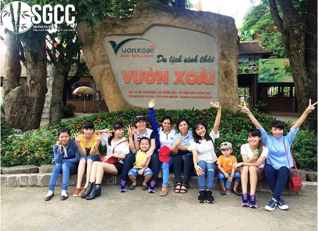 Teambuilding Khu Du Lịch Sinh Thái Vườn Xoài Đồng Nai