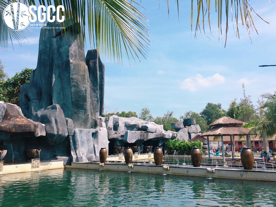Du lịch Sài Gòn – Bình Châu – Hồ Cốc