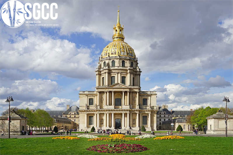 Du lịch CHÂU ÂU PHÁP – ĐỨC – BỈ – HÀ LAN