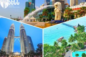 SINGAPORE – INDONESIA – MALAYSIA