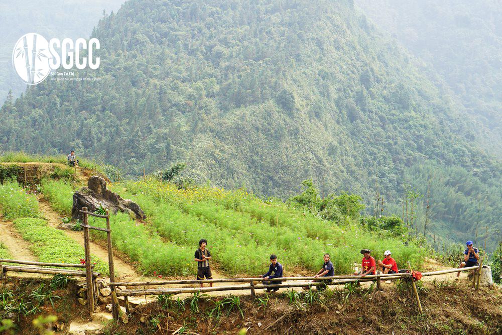 Teambuilding Thung Lũng Mường Hoa – Bãi Đá Cổ – Thác Bạc SaPa