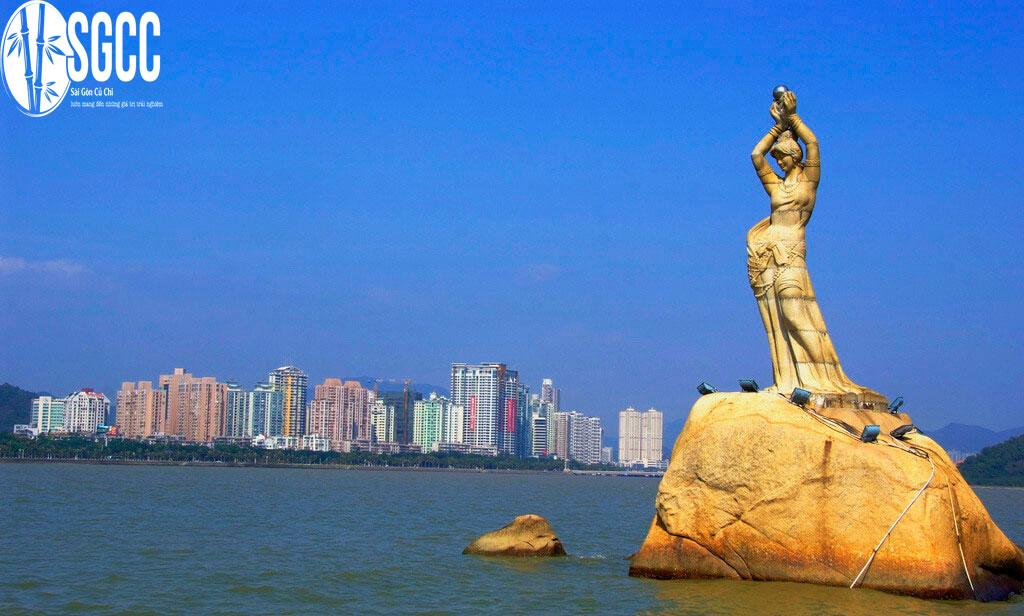 DU LỊCH TRUNG QUỐC HONG KONG – CHU HẢI – QUẢNG CHÂU