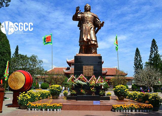 Teambuilding Bảo Tàng Vua Quang Trung – Tháp Đôi Bình Định