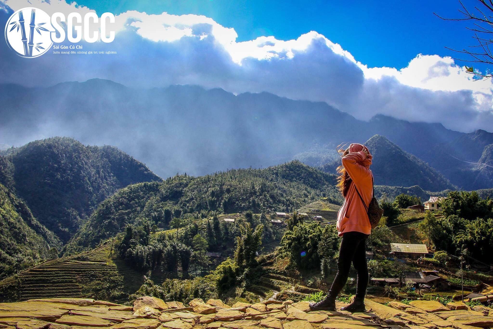 Du lịch Sapa - Tham quan bản Cát Cát - Ngôi làng đẹp nhất núi rừng