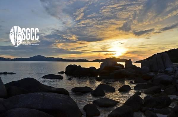 Teambuilding Biển Bình Tiên Phan Rang