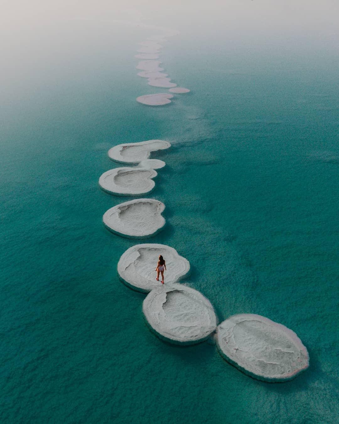 Biển Chết - tọa độ du lịch độc đáo khó bỏ qua