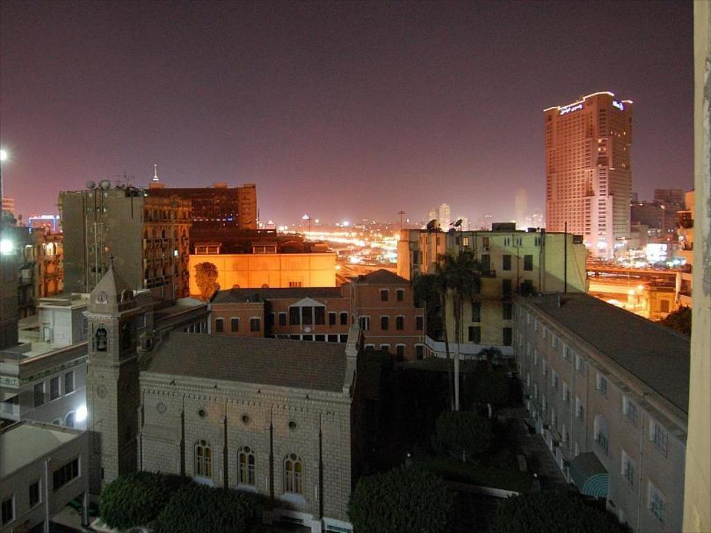 Khám phá những thành phố không ngủ trên thế giới