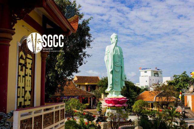 Teambuilding Chùa Long Khánh – Tháp Bánh Ít Bình Định