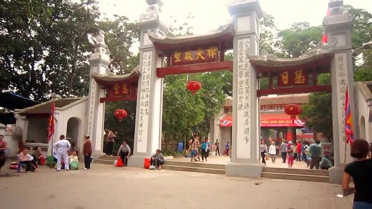 Tham quan Chùa Láng, tìm hiểu kiến trúc và lễ hội