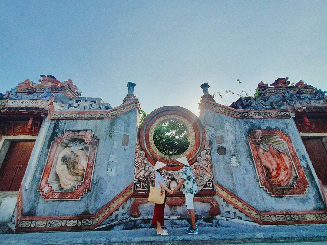 Chùa Tam Quan Bà Mụ địa điểm check in nổi bật tại Hội An