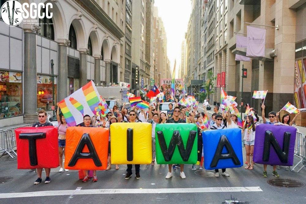 Chương trình đặc biệt: LGBT PRIDE – QUỐC ĐẢO ĐÀI LOAN
