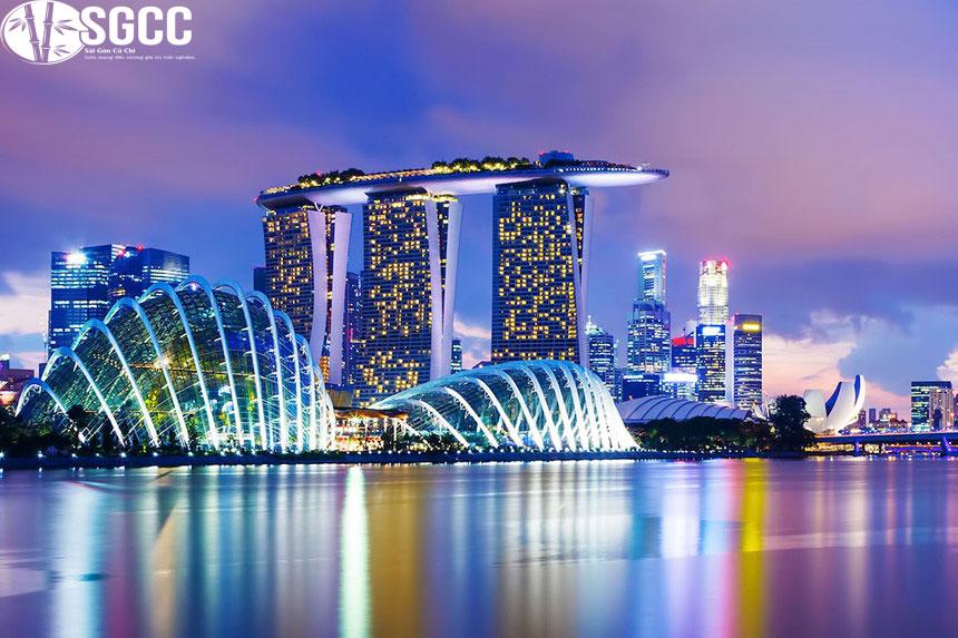 Đặt tour đi du lịch Singapore