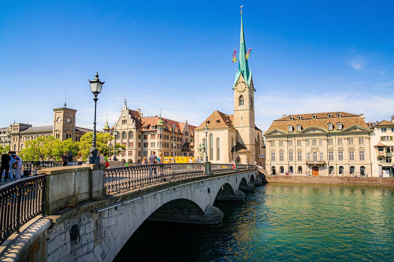 Cùng khám phá những cảnh đẹp mê hồn tại Thụy Sĩ