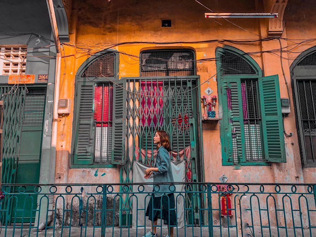 4 con hẻm check in cực chất tại Sài Gòn
