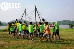 Teambuilding Biển Hồ Cốc Vũng Tàu