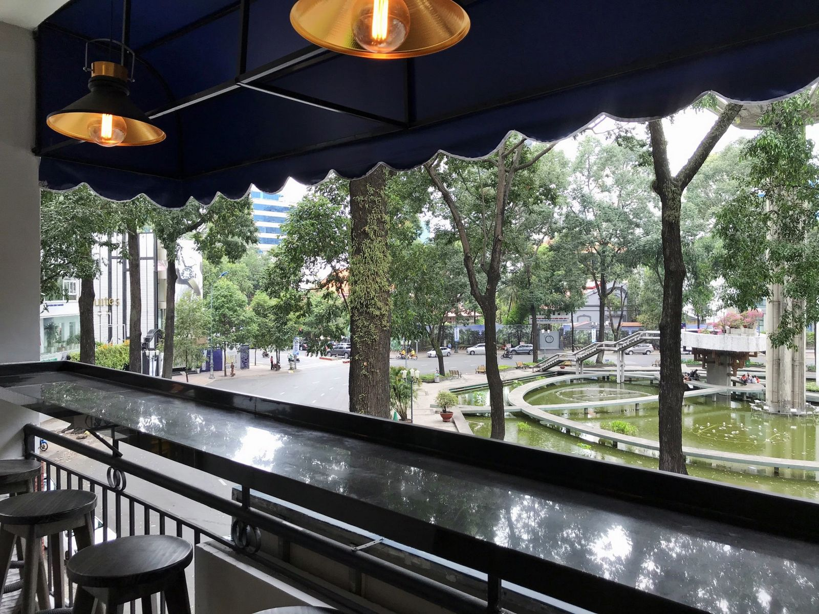 Hồ con rùa – Điểm đến lý tưởng ở Sài Gòn