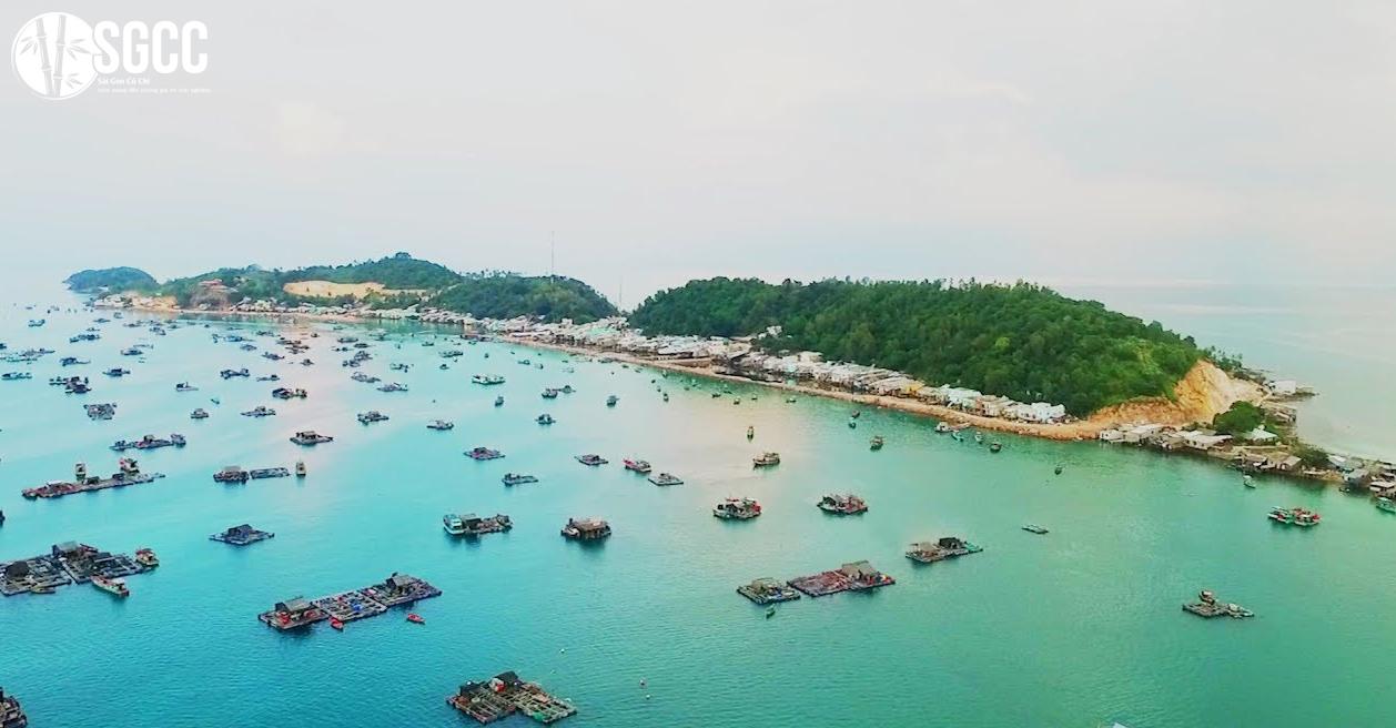 Tour du lịch Sài Gòn đến Nam Du 2 ngày 2 đêm